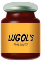 Soluzione di Lugol (Forte e Debole), farmaco galenico preparato in Farmacia dal Farmacista