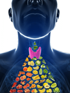 Tiroide secca, farmaco preparato in Farmacia