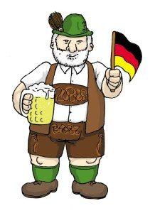Ok, non c'entra la Germania, ma il Germanio 132 lo preparano i Farmacisti Galenisti Italiani