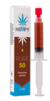 Hempy Pure 50% CBD farmaco farmagalenica