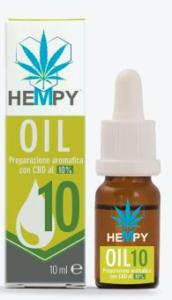 hempy 10% cbd oil terpeni ternelli