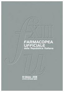 nuova farmacopea italiana aggiornata XII 13 farmacia farmagalenica
