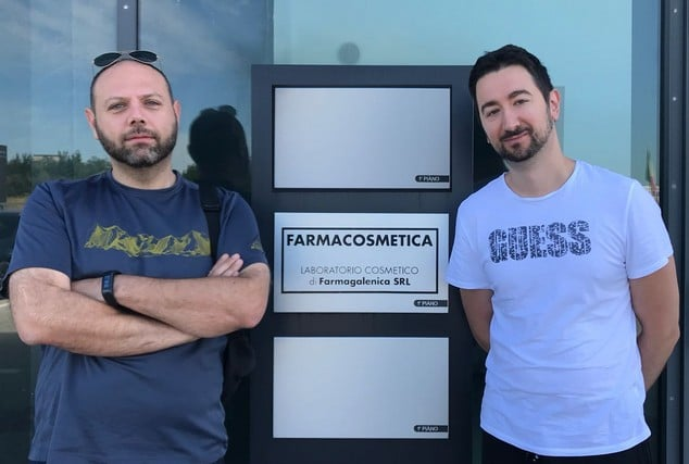 Marco Ternelli Alexanian Alexan Farmagalenica Farmacosmetica
